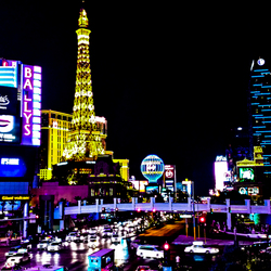 Las Vegas @ night