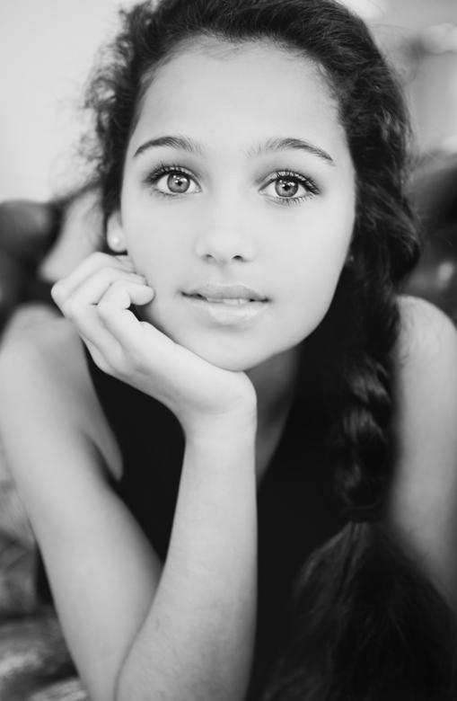 Myla - Model: Myla<br /> Visagie: Kemberley Buis