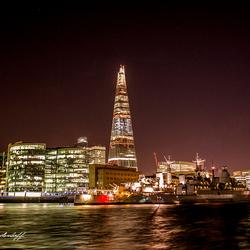 London At Night 2014