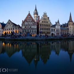 Graslei - Gent - België