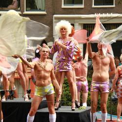 Gay Pride Amsterdam 2011