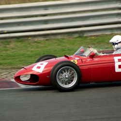 Ferrari 156 - 1962 - Historic GP Zandvoort