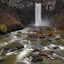 Taughannock Falls, NY USA.