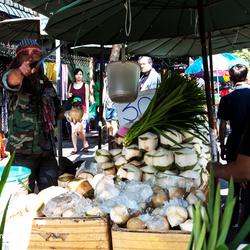 Kraampjes chatuchak  Bangkok