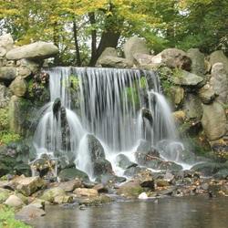Sonsbeek park in Arnhem