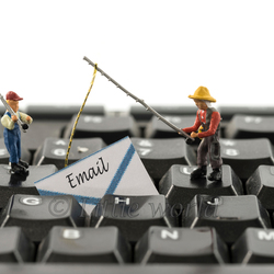 Email fishing