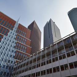 Nabij Muzenplein, Den Haag