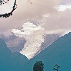 Fox Glacier, Nieuw Zeeland