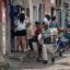 Straat leven in Cuba