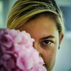 bloemen meisje