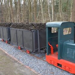 Smallspoor Turf trein