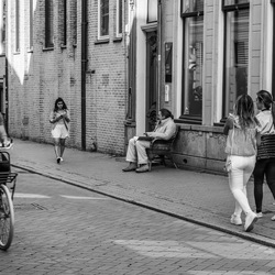 Groningen de binnenstad