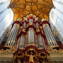 Mullerorgel Sint-Bavokerk
