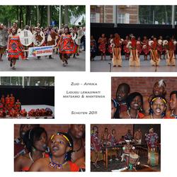 Zwaziland in Schoten