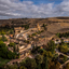 uitzicht op Segovia