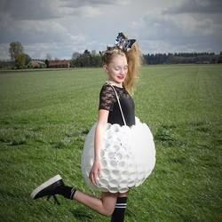 Mijn lieve golfballetje