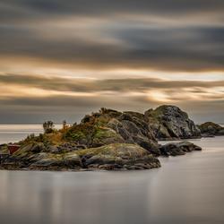 Noorse kust in Senja.....