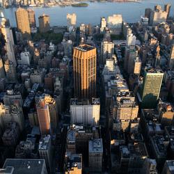 Manhatten Sunset (Empire State Building)