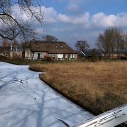 Winter in Giethoorn