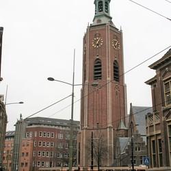 Toren van de Grote of Sint-Jacobskerk te Den Haag