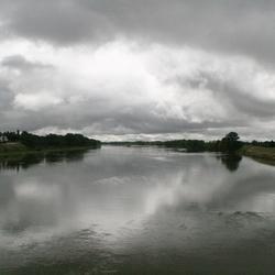 Uitzicht over de le Loiret