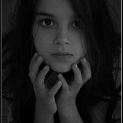 mijn dochtertje,