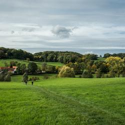 Vleugje herfst in de omgeving van Slenaken