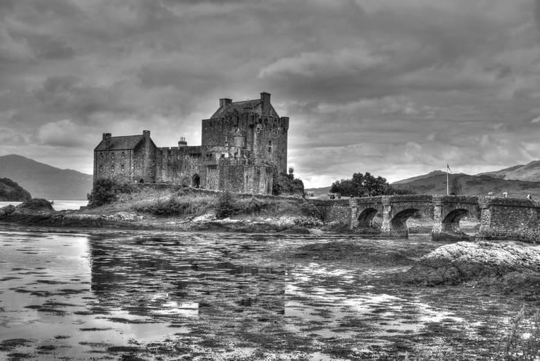 kasteel schotland - Eilean Donan kasteel in schotland