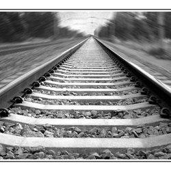 Geen trein te zien