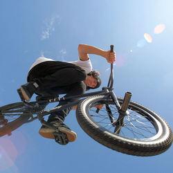 BMX in the Air