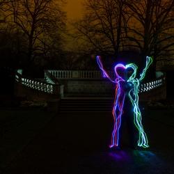 Lightpainting 03