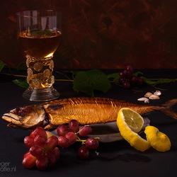 Stilleven vis