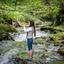 Tessel @ Lydford Gorge U.K.
