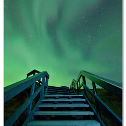 Stairway to happiness