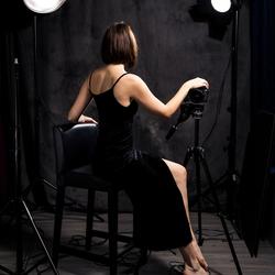 Portret van fotograaf