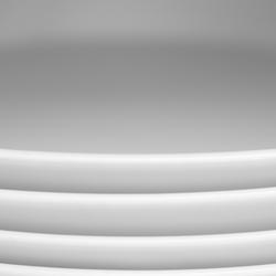 stapel witte borden