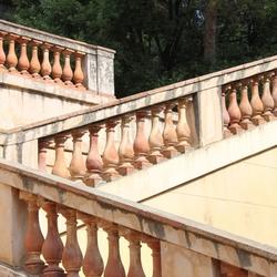 Oude trappen