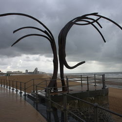 Strandkunst, Oostende, Belgie 3.JPG