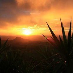 Sunset, Rincon de la Vieja, Costa Rica
