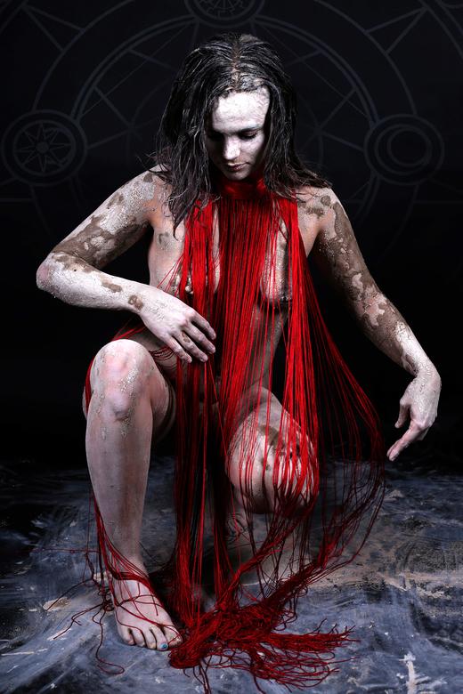 Voodoo priestess 2