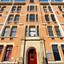 Statig gebouw in Rotterdam