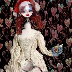 Bewerking: Queen of harts