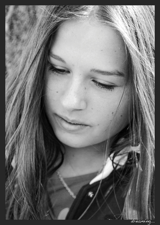 dreaming... - thoughts of a thirteen year old