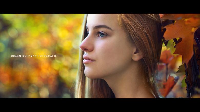 Herfstportret