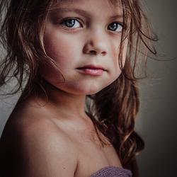 My little girl