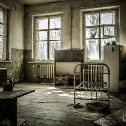 Kinderdagverblijf in Chernobyl