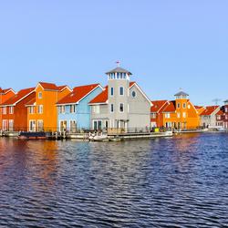 Colourful Houses - Groningen