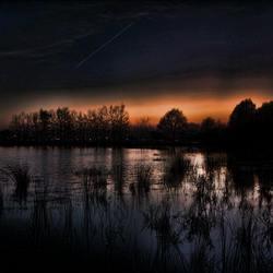Avond bij Huis ter Heide, Tilburg