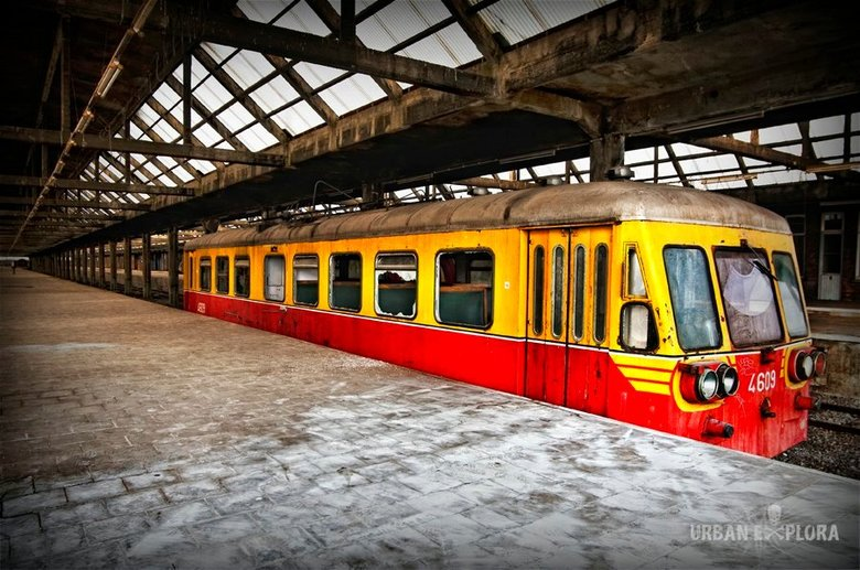 Last train to......