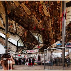Barcelona : Vlooienmarkt.